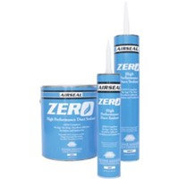 Duct Sealants                                                                   AirSeal Zero High Performance Solvent Based Duct Sealant                        - 0 Reportable VOC's                                                            - LEED EQ Credit 4.1                                                            - Cures to a tough, flexible film                                               - Excellent adhesion                                                            - Formulated for indoor and outdoor use                                         - Exceeds all SMACNA pressure and sealing classes                               - Dries to touch in minutes