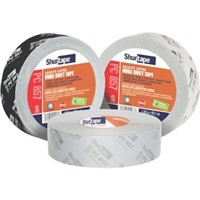 Duct Tape                                                                       PC 857 UL181B-FX Listed/Printed Cloth Duct Tape - 14 Mil                        - Applications:                                                                 - Used in the HVAC industry                                                       to seal, seam and join                                                        Class 1 Flex Duct                                                               - High holding power                                                            - Superior shear strength                                                       - Easy to tear                                                                  - Waterproof polyethylene                                                         film with a cloth carrier                                                     - Synthetic rubber blend adhesive                                               - Standards: Tested in accordance with UL 723; UL 181B-FX;                                                      UL Listed; FSI 15/SDI 30;                                                       US Green Building Council -                                                     LEED   Point Contributor Product                                                 -                                                                               -                                                                                 * Metallized